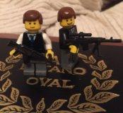 Lego минифигурки