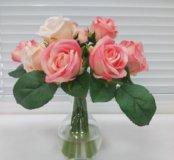 Цветочные композиции.Топиарии.Искусственные цветы