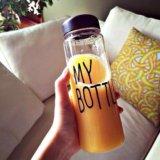 🍎MY BOTTLE 🍎бутылочка для воды