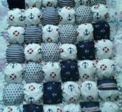 Зефирное одеяло