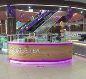 """Готовый бизнес - островок для ТЦ """"bubble tea"""""""