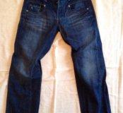 G-Star джинсы 32х34