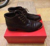 """Кожаные ботинки """"Graciana"""""""
