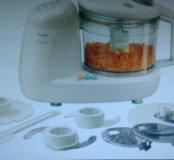 Кухонный комбайн philips cucina HR 7638