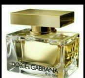 The Oneот Dolce & Gabbana