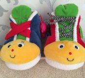 Развивающие ботиночки K's Kid's