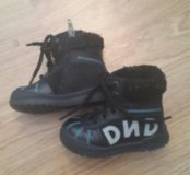 Ботинки весна DND 21 размер