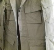 Костюм армейский (авганка)