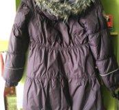 Пальто зимнее для девочки Kerry