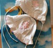 Летние панамочки 48-50 размер
