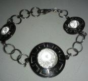 Браслет серебряный 925
