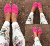 Обувка на лето 😉