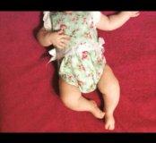 Боди для новорожденного 4-6мес