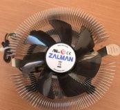 Кулер Zalman 1155/1156/1151/775