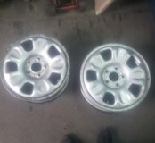 5×114.3 r16 duster