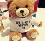 Духи moschino bear