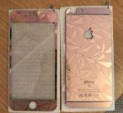 Защитное стекло на iPhone 6, 6s