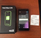 Телефон ТELE 2 Maxi LTE