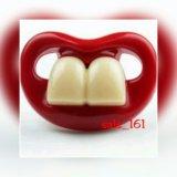 👄Соски с зубками