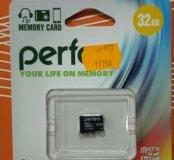 Карта памяти 32гб MicroSD