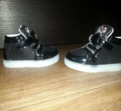 Для девочки ботиночки