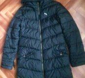 Пальто зимнее Puma