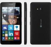 На гарантии. Microsoft Lumia 640 Dual Sim Black
