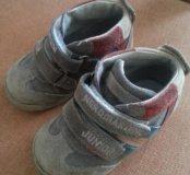 Итальянские ботиночки 20 р