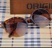 Ретро очки солнечные