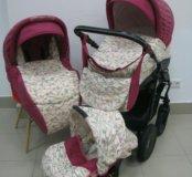 Детская коляска Verdi Futuro 3в1