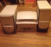 Системники и принтер