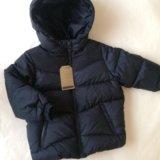 Новая куртка Zara на 3/4года (104см)