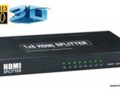 Splitter разветвитель HDMI Orient HSP0108