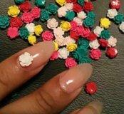Розочки на ногти
