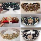 Новые Ободоки в стиле Dolce & Gabbana