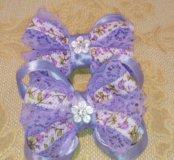 Заколки и резинки для маленьких принцесс!!!