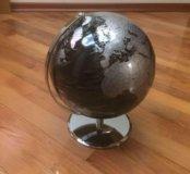Продаю сувенирный глобус на английском языке