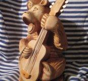 Мишка на 23 февраля