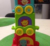 Детский паровозик для малышей