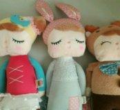 Новые куклы сплюшки