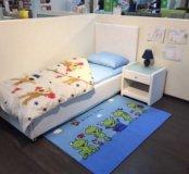 Детская кровать Leo Аскона. Новая, с подиума