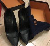 Туфли Le silla на шпильке оригинал 38 размер