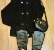 Пальто/куртка/сапоги