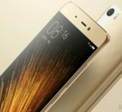 Смартфон, флагман от XIAOMI MI5 32GB GOLD