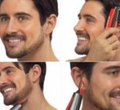 Новый триммер для носа, бровей, усов и бороды