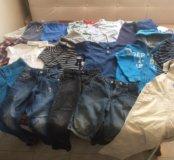 Одежда на рост 110 116
