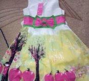 Красивое НОВОЕ летнее платье