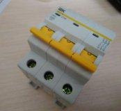 Автоматический выключатель 380В 16А