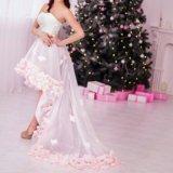 Платье новое с цветами
