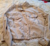 Куртка легкая Bershka